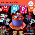 Coco: kit imprimible decoración