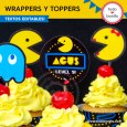 Pacman: wrappers y toppers